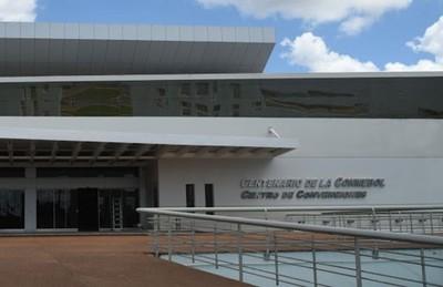 Conmebol puso a disposición del Ministerio de Salud el Centro de Convenciones