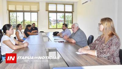 FLAMANTE ALA DEL EDIFICIO DE LA GOBERNACIÓN A DISPOSICIÓN DEL MINISTERIO DE SALUD ANTE EL CORONAVIRUS,