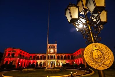 Palacio de López muestra hoy su apoyo a España