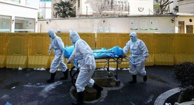 Manejo de cadáveres con el virus •