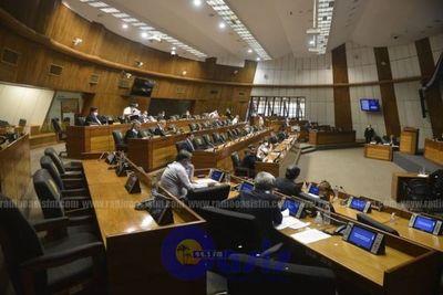 Senadores deciden exonerar cuota de servicios básicos por tres meses