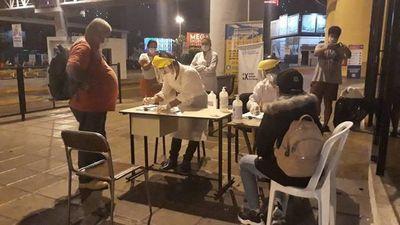 Diez personas guardan cuarentena en el predio de la ANNP