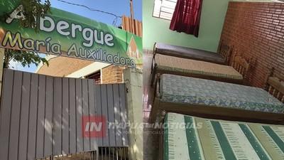 ALBERGUE CON 60 CAMAS DISPONIBLES PARA TRATAMIENTO DE COVID-19 EN MARÍA AUXILIADORA