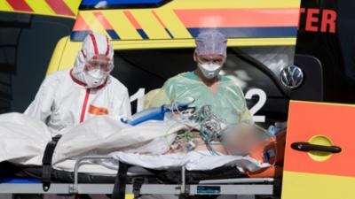 Italia registra 683 nuevas muertes por coronavirus en 24 horas