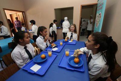 Gobernación de Ñeembucú pide reanudar el almuerzo escolar