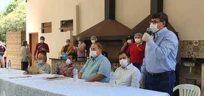 Comité de emergencia distribuirá canasta básica en Alto Paraná