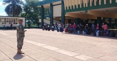 Paraguayos en el exterior serán repatriados desde el lunes e irán a albergues