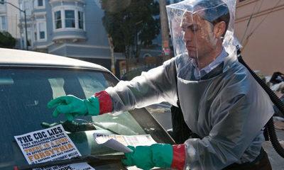 "Médico asesor de película ""Contagio"" reveló que tiene coronavirus"