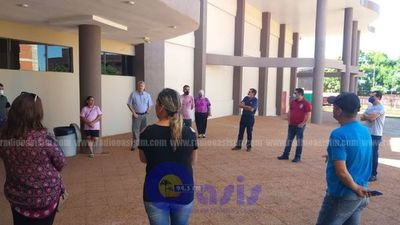 Municipalidad de Pedro Juan prevé repartir 35 mil kit de alimentos