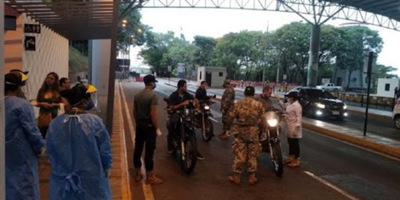 Más de 200 compatriotas llegaron del exterior y se alistan para cumplir cuarentena sanitaria