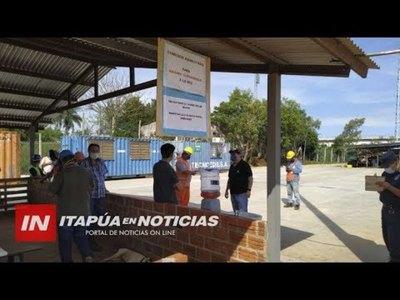 INTENSO TRABAJO DE LA FISCALÍA, POLICÍA NACIONAL Y PERSONAL SANITARIO PARA VERIFICAR CUMPLIMIENTO DE LA CUARENTENA.