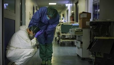 Entre Italia, España y Francia confirma 1.652 muertos en las últimas 24 horas
