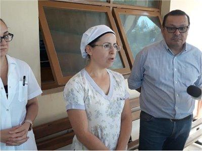 Primer paciente con coronavirus en Caaguazú vino del extranjero