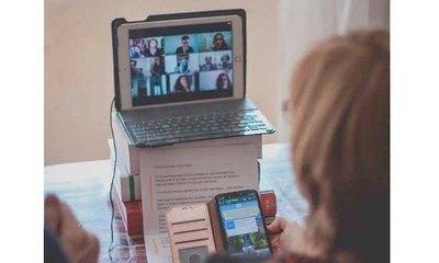 Prestó wifi del vecino para el casorio virtual