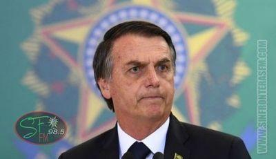 Jair Bolsonaro pide volver a la normalidad