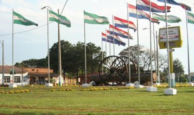 Caaguazú está prácticamente vacía, asegura gobernador