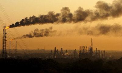 La caída de emisiones no frena la concentración de CO2 en la atmósfera
