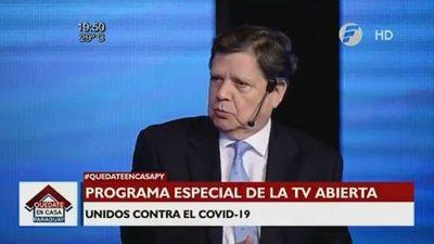 """Acevedo pide disculpas por los """"excesos involuntarios"""" del Grupo Lince"""