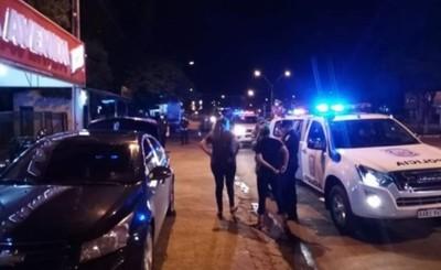 Cinco detenidos por violar Decreto de Emergencia Sanitaria