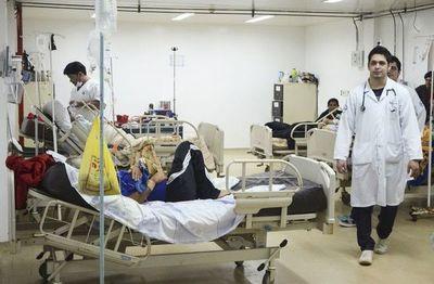 ¡En todo el país, solo hay 20 camas con respiradores para pacientes con coronavirus!