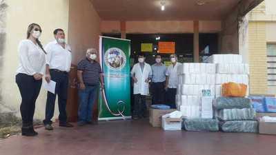 ARP realiza donación a Salud Pública