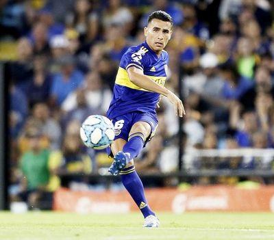 """""""Mi objetivo es igualar o superar lo que hicieron otros paraguayos en el club"""""""