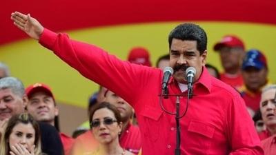 US$ 15 millones a quien ayude a arrestar a Nicolás Maduro acusado por narcoterrorismo por EEUU