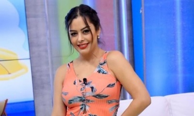 Larissa Riquelme donará víveres a familias afectadas por la cuarentena