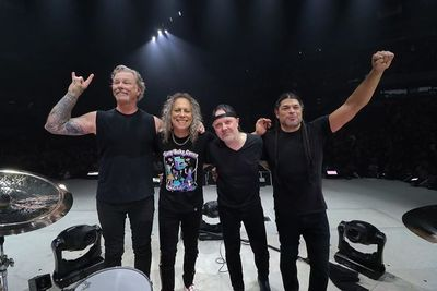 Metallica ofrece conciertos online para pasar la cuarentena