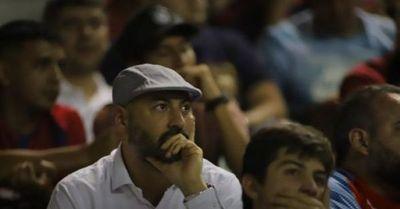 Zapag habló sobre la difícil vuelta del fútbol y los pagos de salarios en Cerro