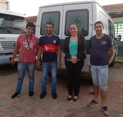 Solidaridad contra el Covid-19: Mecánicos reparan gratis ambulancias en Itapúa