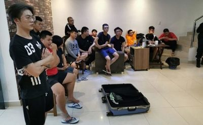 Ordenan prisión para agentes procesados por robo de dinero a taiwaneses