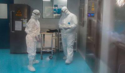 Laboratorio Central puede hacer 100 análisis de coronavirus por día