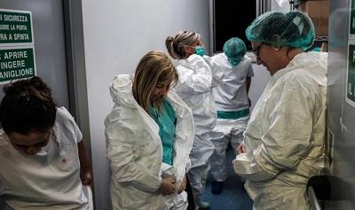 Italia reportó 712 nuevas muertes en las últimas 24 horas