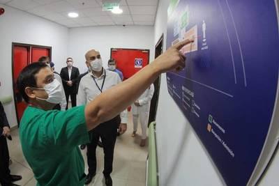 11 positivo en un día para disparar a 51 casos de Coronavirus en Paraguay