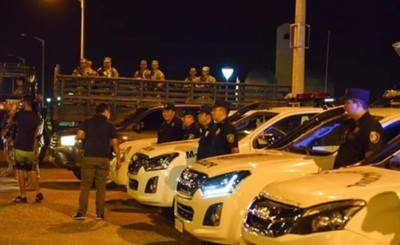 Supuestas amenazas de saqueo a supermercados alerta a la policía