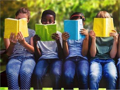 Lectura, una gran aliada  para que  niños vuelen  a un mundo imaginario
