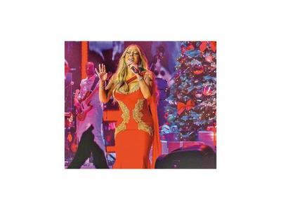 Mariah Carey,  megadiva del pop, cumple  50 años