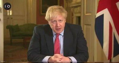 Primer ministro británico da positivo al Covid-19