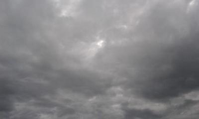 Anuncian fin de semana lluvioso