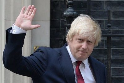 "Boris Johnson dio positivo al coronavirus con ""síntomas leves"""