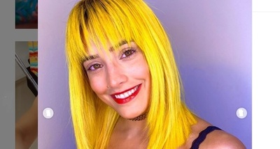 Kassandra Frutos anunció que terminó su 'cuarentena' y que retorna a las pantallas
