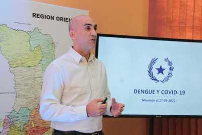 Oficialmente terminó la epidemia del dengue, según Mazzoleni