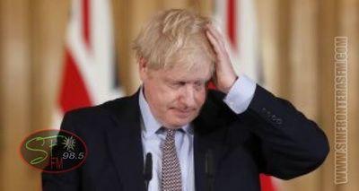 Boris Johnson, primer ministro del Reino Unido, tiene coronavirus