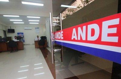 ANDE identifica como beneficiarios de exoneración a usuarios que facturen hasta G. 221.000 mensuales