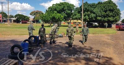 Abrirán «gradualmente» las fronteras para repatriar a paraguayos