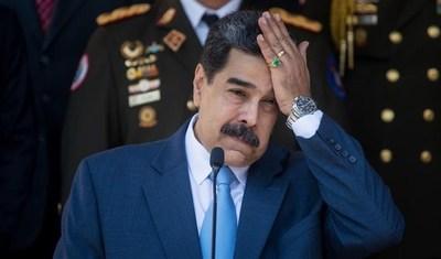EE.UU. ofrece 15 millones de dólares por Nicolás Maduro por narcotráfico