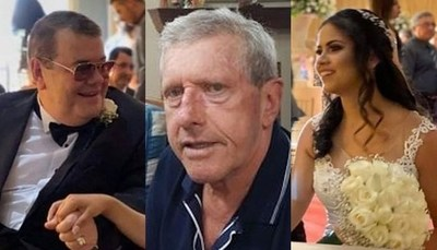 """Nancy cambió a Rodolfo por Anibal Schupp: """"Ellos nunca se casó"""""""