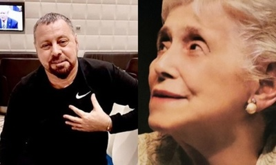Bruno Masi lamenta la muerte de su madre