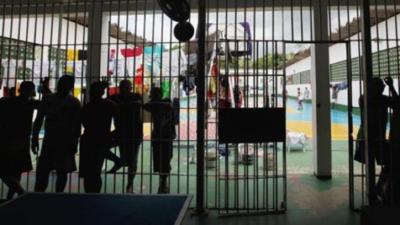 Penitenciarias reciben donativos de alimentos, medicamentos y productos de aseo personal
